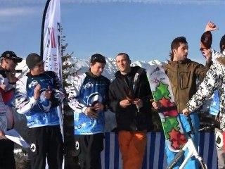 Championnat de France de Snowscoot 2011