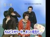 sakusaku 2003.12.04「ジゴロウ&木村カエラと旨いものについてトーク アジカン」