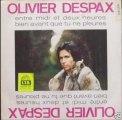 Olivier Despax Bien avant que tu ne pleures (1973)