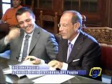 REGIONE PUGLIA. Francesco Schittulli eletto Presidente UPI Puglia