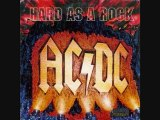 Sycan - ACDC - Hard As A Rock