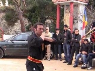 [Nam-Ho-Quyen] Démonstration technique - Pagode Phap Hoa