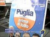 "PROVINCIALI BAT. Presentati i candidati Biscegliesi per ""La Puglia prima di Tutto"""