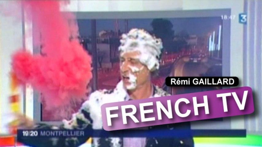 19-20 France 3 (Rémi GAILLARD)