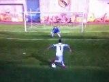 (PS3 - Fifa 11) Feinte coup du foulard + coup du foulard