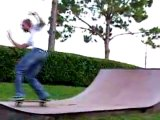 Mini Ramp Nerd - skateboarding clip