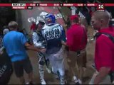 Travis Pastrana Toilet Paper Roll Crash :: Best Trick :: XGames 15