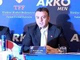 www.videobulten.com-Arko Man Milli Takım Sponsorluk-