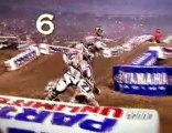 HOT models CRAZY Crashes and INSANE Supercross Stunts