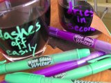 wine gift, wine glass charms, wine accessories,wine charms