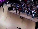 Skateboard Vert Best Trick @ X Games 12