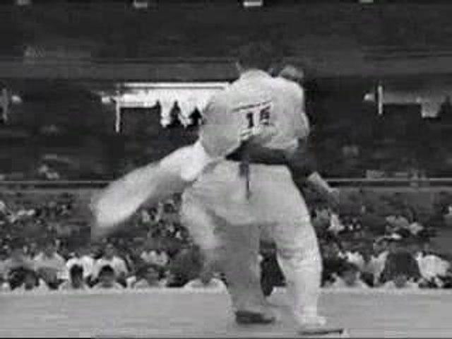 karaté kyokushin en quelques coups