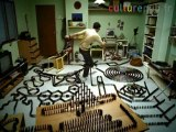 Extreme fail: domino chain record ! /Philips