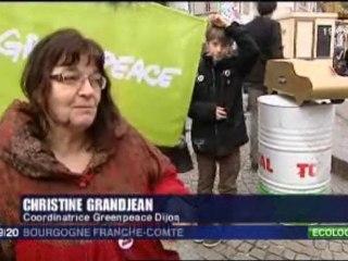 JT green peace pétrole adict