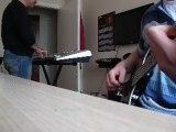 Batsın Bu Dünya Elektro + Klavye Cover