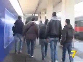 Bologna: quei 118 sul treno della speranza