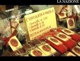 """Santa Croce """"ricoperta"""" di cioccolata"""