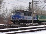 EU07-085 z TLK83102 relacji Kołobrzeg - Kraków + Rp1