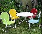 lawn chairs, lawn chair, Metal Chairs, Metal chair 22011