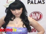 BAILEY JAY at 2011 AVN AWARDS Red Carpet Arrivals