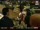 Travis Pastrana 1st Double Backflip in Competition XGAMES
