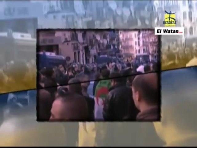 Révolte algérienne