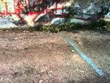 Aversa - Il parcheggio del Parco Pozzi ripulito