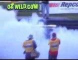 Burnout Blown Holden Torana