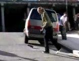 www.funimix.com - Skateboarding Painful Crash