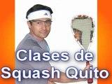 Clases de Squash para niños quito ecuador cel 093411616