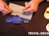 Faire un photophore en papier calque par TrucsetDeco.com