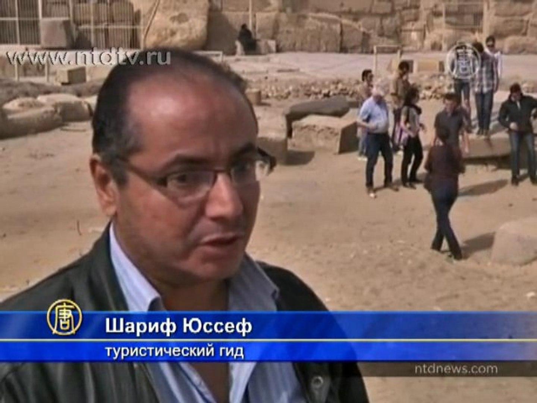 Египетские пирамиды вновь открыты для туристов