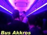Akkros voyage dans le bus discothèque de dj Ffff