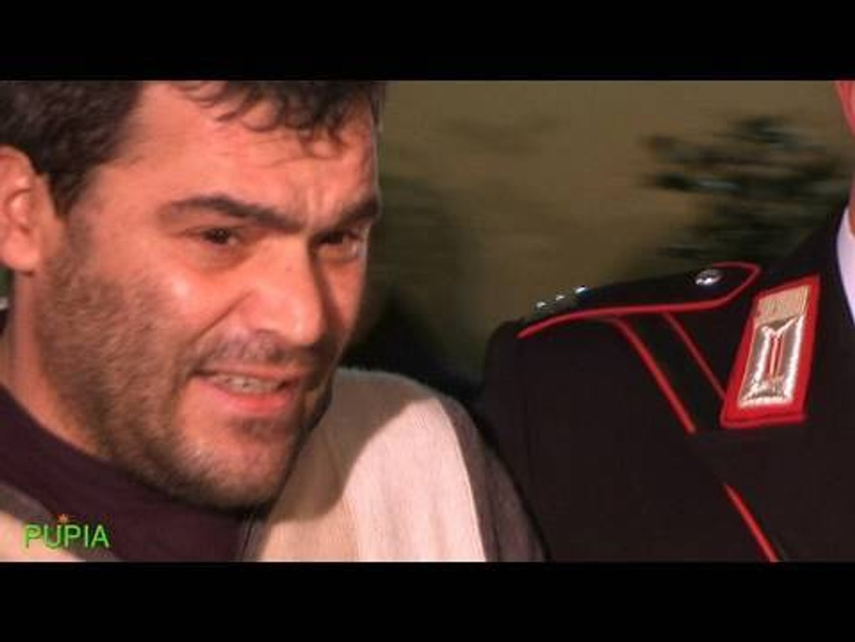 Caserta - L'arresto del boss Giuseppe Setola  e la sua banda (14.01.09)