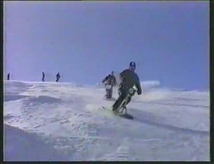 SNOWSCOOT ROOTS VIDEO