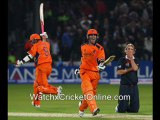 watch Netherlands vs England cricket world cup Series 2011 l