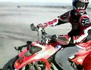 ATV Wheelies