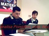Conferenza stampa Carabinieri Mt 21-2-2011