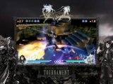 Dissidia Duodecim Final Fantasy Tournament Fight 01