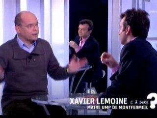 Xavier Lemoine - 22 février 2011