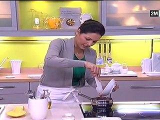 Recette de pain aux olives et sauces tomates