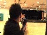 Aigle Hapkido 2011 - Self défense avec cartes