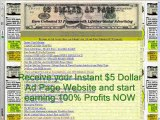 Get Paid Cash to Paypal with Easy $5 Business