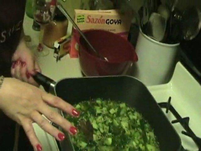 Bacalao Stew by Chef Alfi