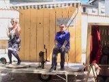 Arts de la rue - Cie SF - Barbe Bleue, espoir des femmes