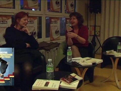 Café littéraire de Lydie Salvayre