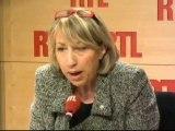 Marie-Anne Montchamp, secrétaire d'Etat auprès de la minis