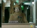 Libia. Gheddafi: Al Qaeda dietro il massacro in Libia.