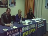 Intervention de Marie-Christine Arnautu et de Steeve Briois