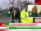 Assange Faces Extradition Verdict